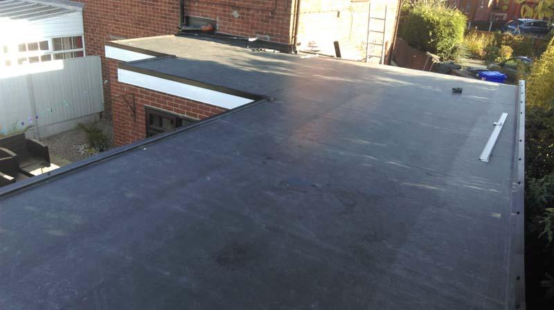 Ремонт крыши гаража своими руками жидкая кровля